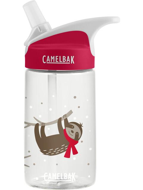 CamelBak Eddy Holiday LTD Kindertrinkflasche 400ml Cozy Sloths